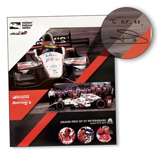 Indycar poster